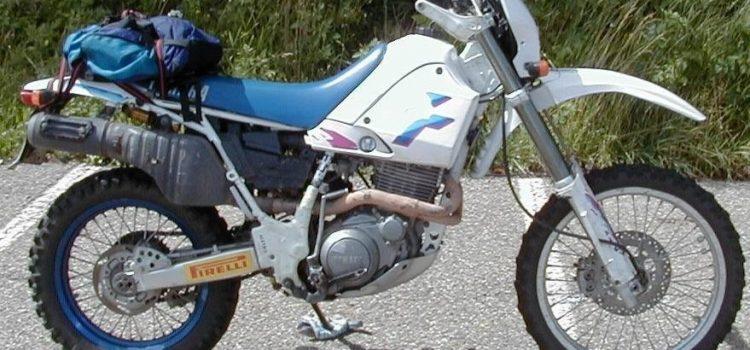 "Yamaha TT600S ""Die Eisenharte"", Motorschaden"