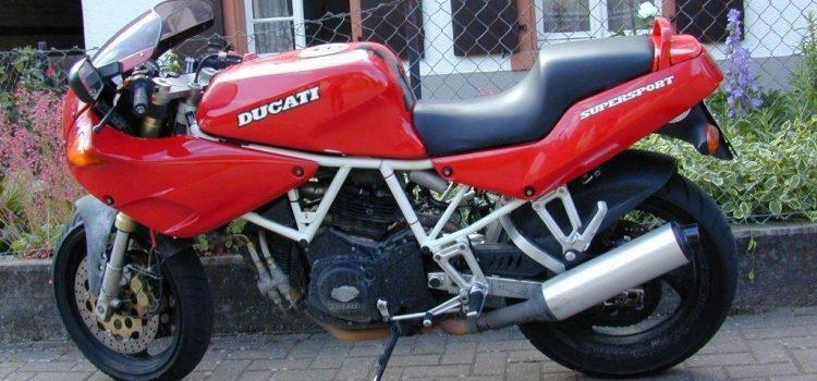 Ducati 750SS, verkauft