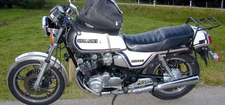 """Suzuki GS1100G """"Eisenschwein"""""""