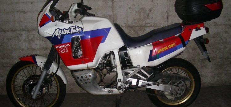 "Honda XRV 750 ""ErzTwin"""