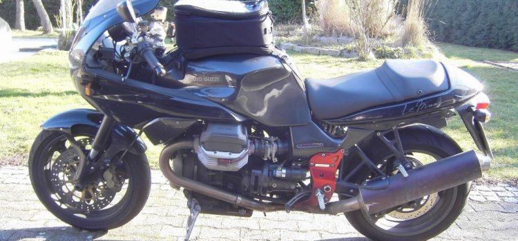 """Moto Guzzi V11 LeMans """"Die Schöne"""""""
