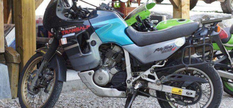 """Honda XL600V """"TransVosges"""""""