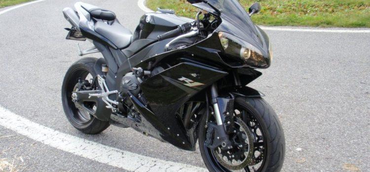 Yamaha R1, GS gekauft